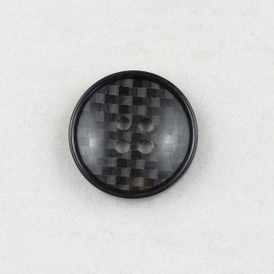 black-4-hole-chequered-pattern-round-button_2641_sq