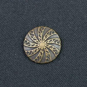 bronze-sun-ray-pattern-button_6148_sq