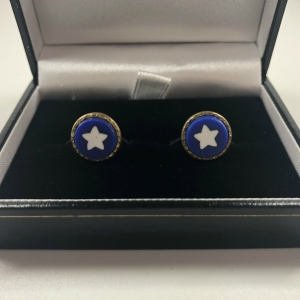 vintage-blue-white-star-buttons-handmade-in-to-earring-studs_4938_sq